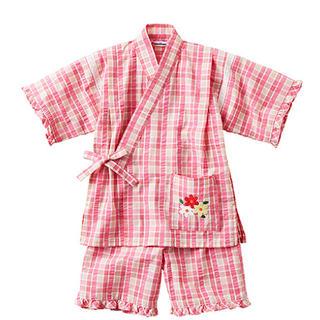 ファミリア(familiar)のfamiliar 甚平 浴衣 80センチ(甚平/浴衣)