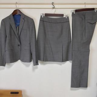 ORIHICA - オリヒカ スカートスーツ パンツスーツ 9 三点 OL ビジネス サマー 超美品