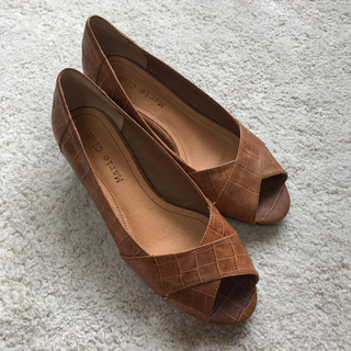 マリークラブ(Marie Club)のMarie Club サンダル パンプス 皮靴(ハイヒール/パンプス)