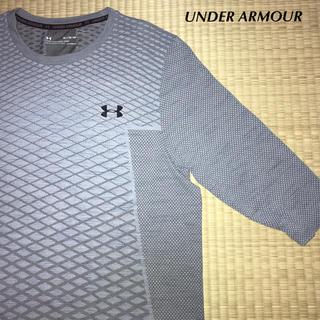 UNDER ARMOUR - アンダーアーマー♡七分シャツ