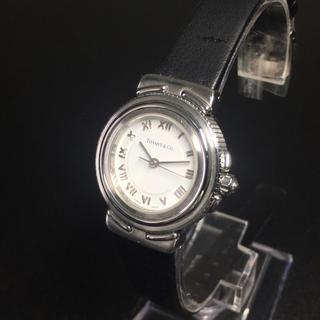 Tiffany & Co. - 【美品 正規品】ティファニー 腕時計 アトラス ホワイト Tiffany 可動品