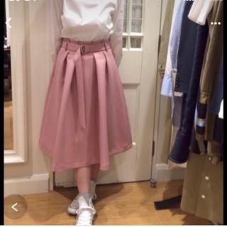 ロイスクレヨン(Lois CRAYON)のロイスクレヨン☆ベルト付スカート(ロングスカート)