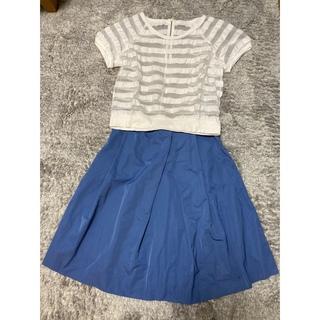 ガリャルダガランテ(GALLARDA GALANTE)のCOLLAGE GALLARDA GALANTE スカート(ひざ丈スカート)