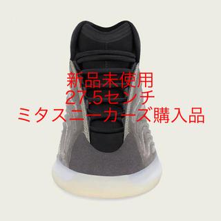 アディダス(adidas)のYEEZY QNTM BARIUM 27.5センチ(スニーカー)