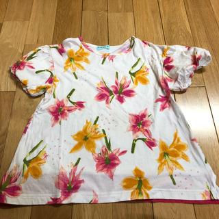 ハッカキッズ(hakka kids)のハッカキッズ  半袖 Aライン サイズ150 hakka kids(Tシャツ/カットソー)