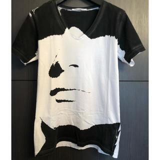 アタッチメント(ATTACHIMENT)のソングスオブジャッジメント Tシャツ アタッチメント  カズユキクマガイ (Tシャツ/カットソー(半袖/袖なし))