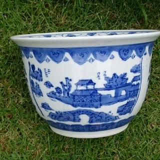 陶器鉢(プランター)
