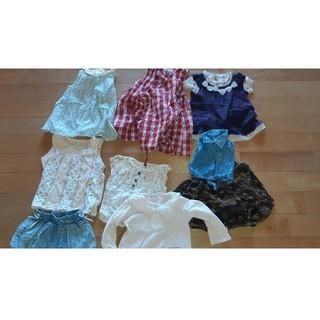 ビケット(Biquette)の女の子 服 まとめ売り 90~100 8着(その他)