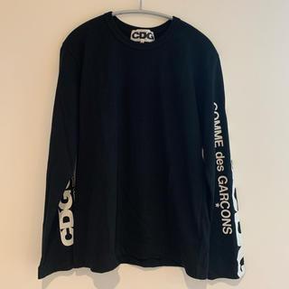 コムデギャルソン(COMME des GARCONS)のCDG ロンT Sサイズ(Tシャツ/カットソー(七分/長袖))