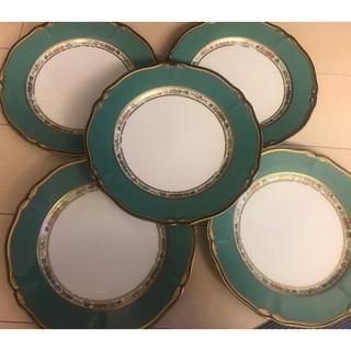 ノリタケ(Noritake)のノリタケ   皿 5枚セット(食器)