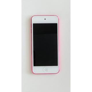 アイポッドタッチ(iPod touch)の【美品】iPod touch 16GB ピンク(ポータブルプレーヤー)