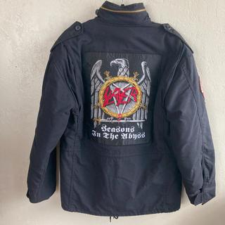 シュプリーム(Supreme)のsupreme slayer jacket 新品未使用(ミリタリージャケット)