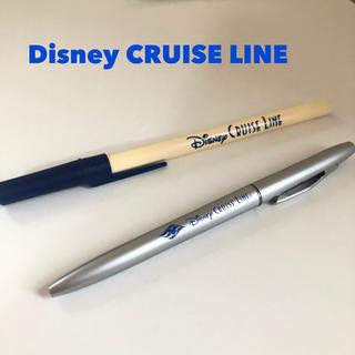 Disney - 【非売品/訳あり】ディズニークルーズライン ボールペン