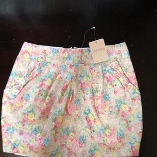 リズリサ(LIZ LISA)の新品タグ付 リズリサ スカート(ミニスカート)