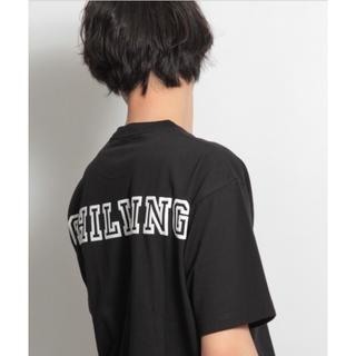 nikoand.../ニコアンド/プリントロゴTシャツ(Tシャツ/カットソー(半袖/袖なし))