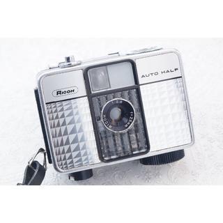リコー(RICOH)のカワE! リコー オートハーフE  AUTO HALF E フィルムカメラ(フィルムカメラ)
