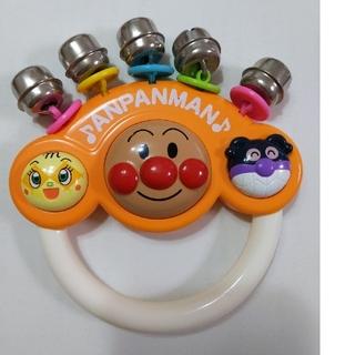 アンパンマン(アンパンマン)のアンパンマン 楽器 すず スズ 鈴 (楽器のおもちゃ)