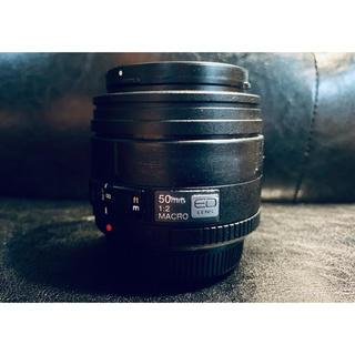 オリンパス(OLYMPUS)のOlympus 50mm f2 Macro(レンズ(単焦点))