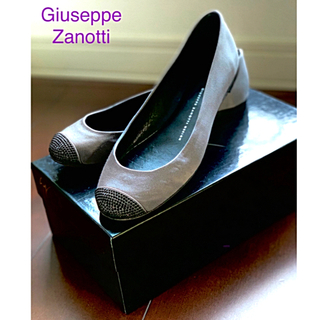 ジュゼッペザノッティデザイン(Giuseppe Zanotti Design)のGIUSEPPE ZANOTTI DESIGN バレエシューズ(バレエシューズ)