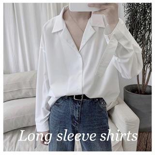 セリーヌ(celine)の【日本未入荷】Long sleeve plain shirts 韓国 シャツ(シャツ)
