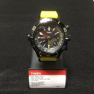 タイメックス(TIMEX)のTIMEX ダイバーズウォッチ(腕時計(アナログ))