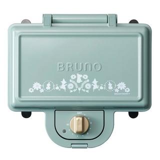 イデアインターナショナル(I.D.E.A international)のBRUNO ムーミン ホットサンドメーカー ダブル ブルーノ(サンドメーカー)