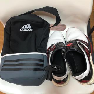 アディダス(adidas)のアディダス ゴルフシューズ 26.5センチ(シューズ)