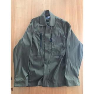 コムデギャルソン(COMME des GARCONS)のAffix lightweight jacket(ミリタリージャケット)