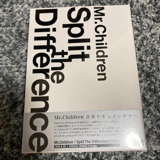 Mr.Children / Split The Difference DVD(ミュージック)