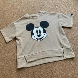 しまむら - BIRTHDAY バースデイ ワッフル Tシャツ 95