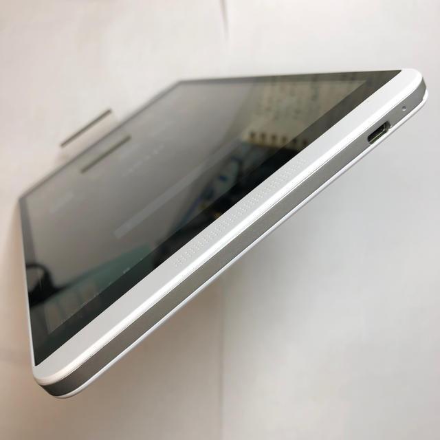 ANDROID(アンドロイド)のドコモ HUAWEI dtab d-01G ジャンク aki610 スマホ/家電/カメラのPC/タブレット(タブレット)の商品写真