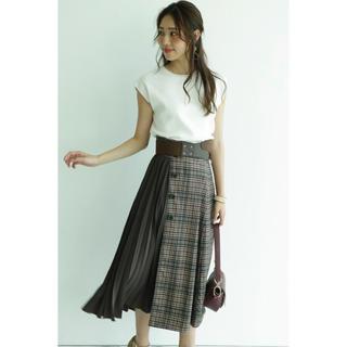 ジャスグリッティー(JUSGLITTY)の美品 今季 JUSGLITTY 3wayスカート(ひざ丈スカート)