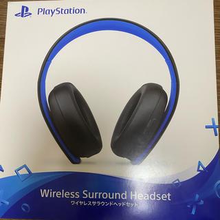 SONY - SONY ワイヤレスヘッドセット PS4