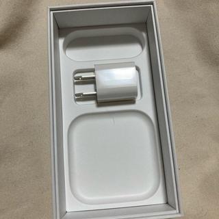 アップル(Apple)のUSB電源アダプター iPhone 純正 新品未使用(変圧器/アダプター)