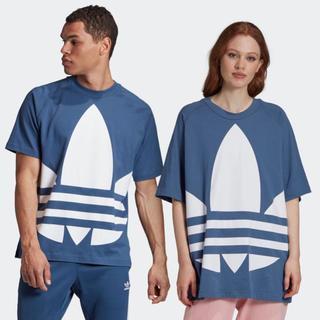 オリジナル(Original)のadidas ビッグ トレフォイル ボクシーTシャツ(Tシャツ/カットソー(半袖/袖なし))