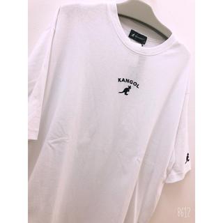 KANGOL - カンゴールホワイトTシャツ
