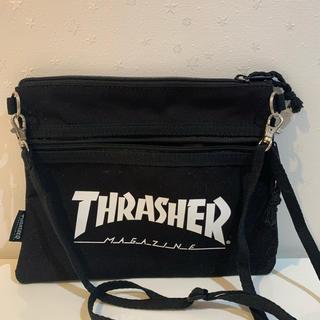 THRASHER バッグ(ショルダーバッグ)