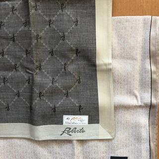 シーケーカルバンクライン(ck Calvin Klein)のハンカチ2枚セット(ハンカチ)
