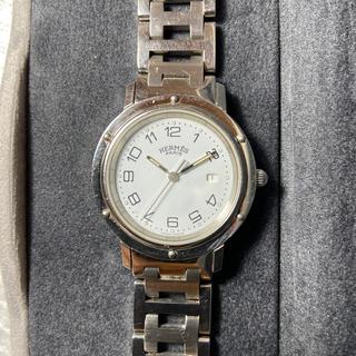 エルメス(Hermes)の【HERMES】エルメス クリッパー CL3.410 3針(腕時計(アナログ))