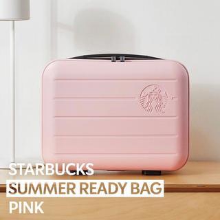 スターバックスコーヒー(Starbucks Coffee)の韓国限定 スターバックス starbucks サマーレディバッグ(スーツケース/キャリーバッグ)