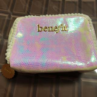 ベネフィット(Benefit)のベネフィット ポーチ オーロラ色 benefit(ポーチ)