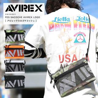 アヴィレックス(AVIREX)の最安値 サコッシュ ショルダーバッグ AVX001 AVIREX アヴィレックス(ショルダーバッグ)