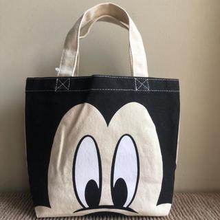 シマムラ(しまむら)の新品 完売 しまむら ディズニー ミッキー ミニ トートバッグ キャンバス (トートバッグ)