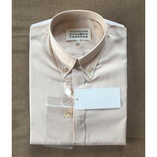 マルタンマルジェラ(Maison Martin Margiela)の40新品67%off メゾン マルジェラ オックスフォード  シャツ メンズ(シャツ)