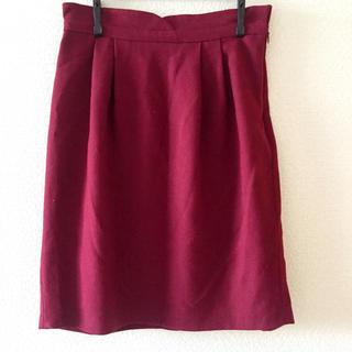 プーラフリーム(pour la frime)の美品♡pour la frimeスカート(ひざ丈スカート)