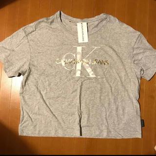 カルバンクライン(Calvin Klein)のカルバンクライン Tシャツ 新品(Tシャツ(半袖/袖なし))