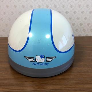 ヤマハ(ヤマハ)のハローキティ ヤマハ バイク用 ヘルメット レア物 限定(ヘルメット/シールド)