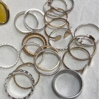 エイチアンドエム(H&M)のリング19個 セット(リング(指輪))
