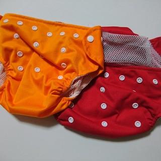 布おむつ 2枚セット(布おむつ)