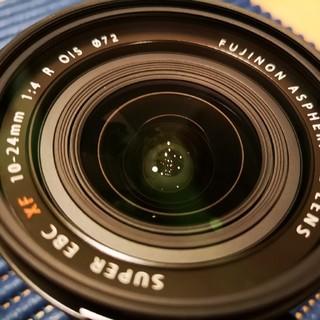 フジフイルム(富士フイルム)の富士フィルム フジノンレンズ XF 10-24mm F4 R OIS(レンズ(ズーム))